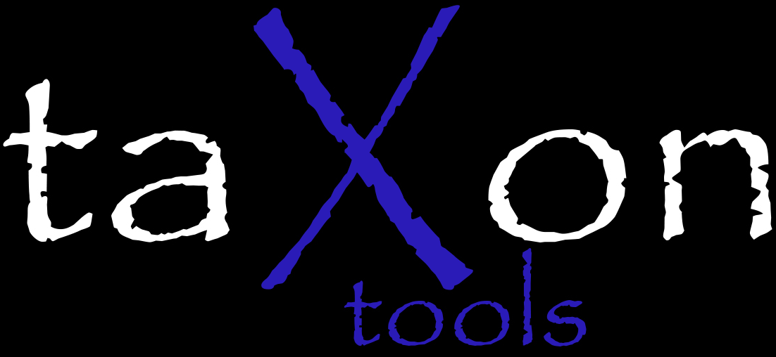 Logo of Taxon Tools